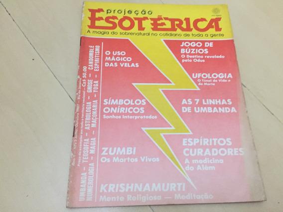 Revista Esotérica 5 Magia Búzios Umbanda Espírito H838