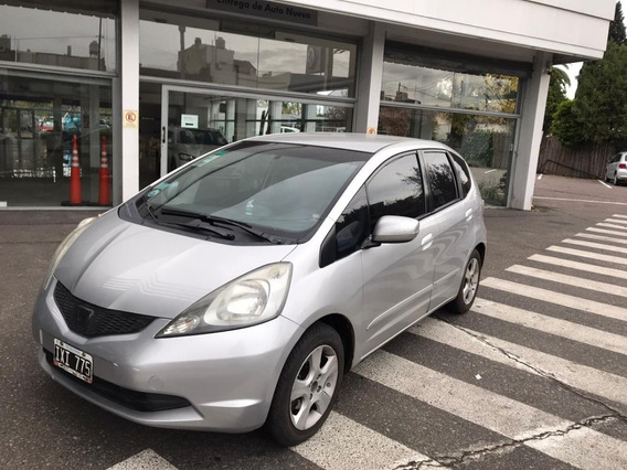 Honda Fit Lx Automatico Full Garantia No Corolla #mkt11026