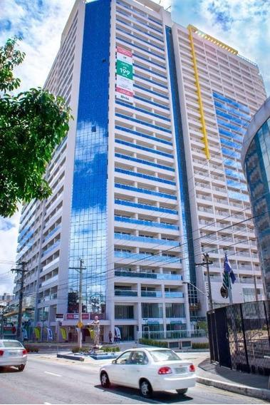 Sala Comercial Nova E Pronta - Aceita Carro - 37,62 M² E 1 Vaga - Via Alameda Guarulhos - Sa0002
