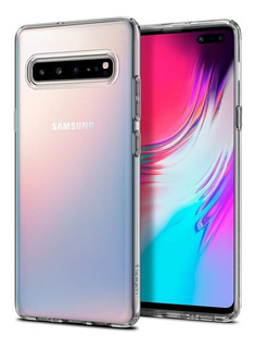 Funda Spigen Samsung S10 Plus Liquid Crystal Original