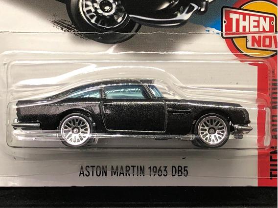 Hot Wheels Aston Martin 1963 Db5 - Preto - 2015
