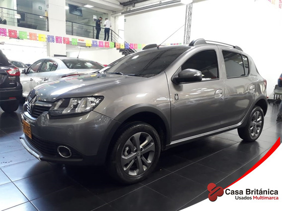 Renault Stepway Intens Automático 4x2 Gasolina