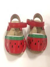 Sapato Infantil Melancia Para Criança