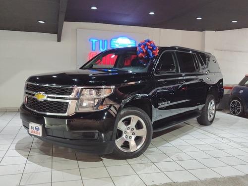 Imagen 1 de 15 de Chevrolet Suburban Lt Piel Q/c 2015