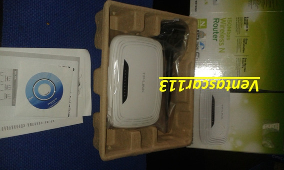 Router Tp Link Tl -wr741nd