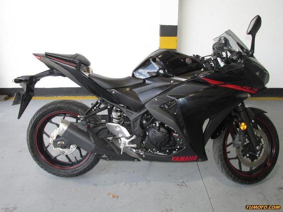 Yamaha Yzfr3 Yzf R3