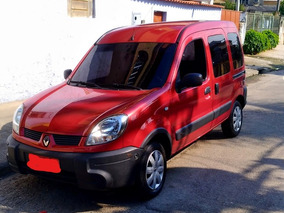Renault Kangoo 1.6 16v Authentique 5l Hi-flex 4p Bom Estado!