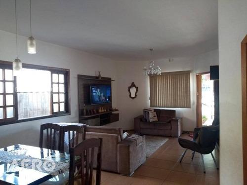 Casa À Venda, 175 M² Por R$ 470.000,00 - Núcleo Residencial Presidente Geisel - Bauru/sp - Ca2495