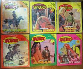 El Libro Vaquero Ed. Novedades 60 Números Años 80´s
