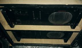 Amplificador Cygnus Sa5 1 Unid.