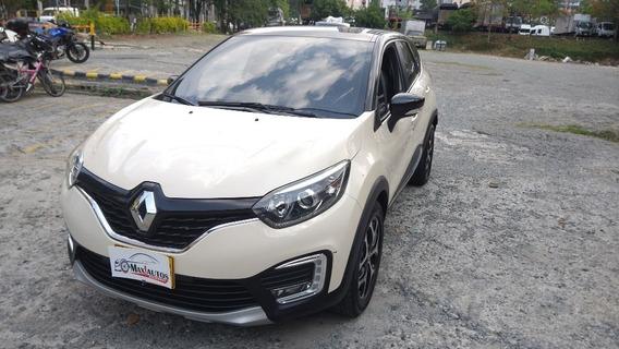 Renault Captur Intens 2.0l Modelo 2018 4x2 Autom 34.000 Klm