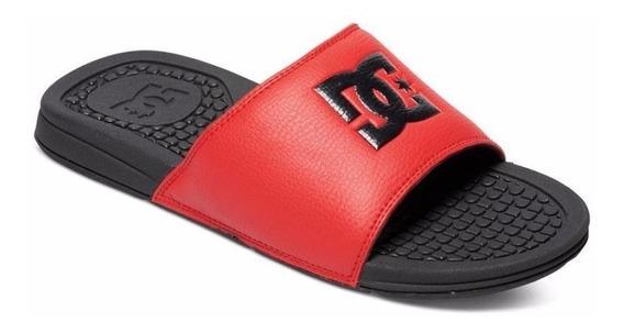 Ojotas Dc Bolsa Black Red (originales!)