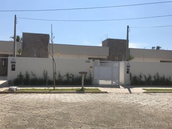 Casa C/ Piscina Na Praia De Itanhaém, Bopiranga - Ref 6168 E