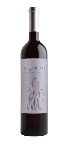 Imagem 1 de 3 de Vinho Casa Valduga Naturelle Tinto Suave (750ml)