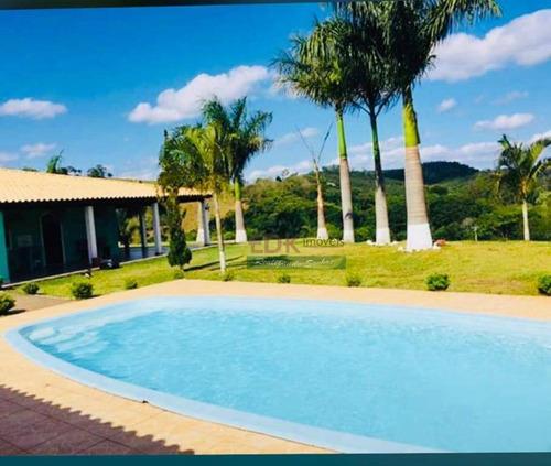Imagem 1 de 17 de Chácara Com 6 Dormitórios À Venda, 30000 M² Por R$ 1.200.000,00 - Santa Terezinha - São Luiz Do Paraitinga/sp - Ch0432