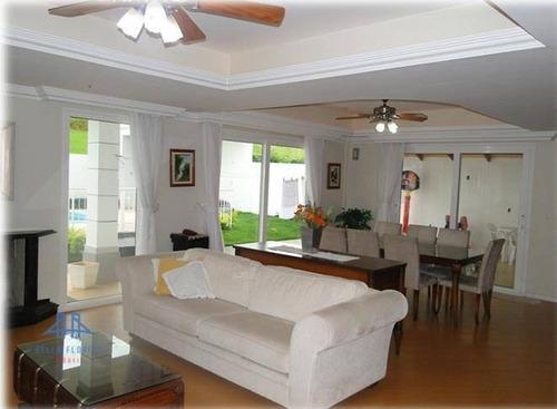 Casa Com 4 Dormitórios À Venda, 407 M² Por R$ 1.250.000,00 - Cidade Universitária Pedra Branca - Palhoça/sc - Ca0142