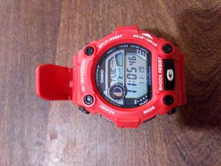 Reloj Usado Casio G Shock Ga_100 Sumergible 200m