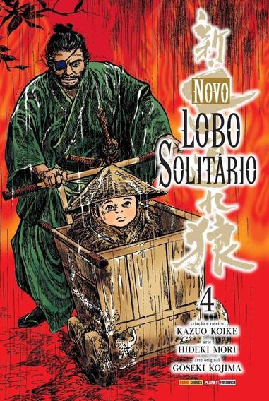 Novo Lobo Solitário - Vol. 4