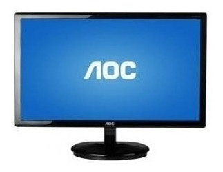 Monitor Aoc Widescreen 19 Polegadas Led Ultra Slim