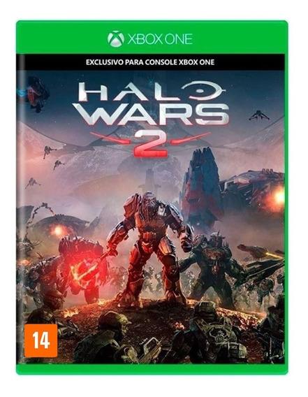 Halo Wars 2 - Xbox One - Novo - Mídia Física - Lacrado