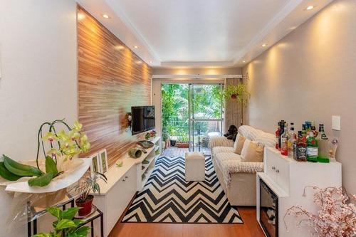 Imagem 1 de 15 de Apartamento - Brooklin Paulista - Ref: 22414 - V-22414