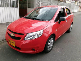 Chevrolet Sail Ls 2015 Único Dueño