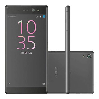 Sony Xperia Xa Ultra F3216 Grafite, 16gb, 21.5mp Imperdivel