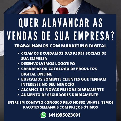 Imagem 1 de 2 de Marketing Digital, Sites, Catálogos, Aumente Já Suas Vendas
