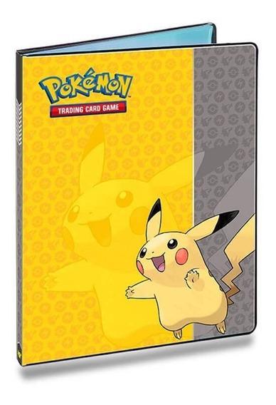 Pasta Para Cartas Oficial Ultra Pro - Pokémon Tcg: Pikachu