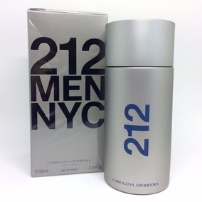 212 Men 200ml Masculino   Original + Amostra De Brinde