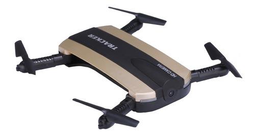 Drone JXD 523 con cámara HD  dorado