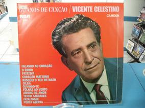Lp/inil Vicente Celestino 60 Anos De Cançao