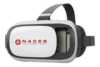 Lentes Realidad Virtual Naceb Video Camara Celular Calidad