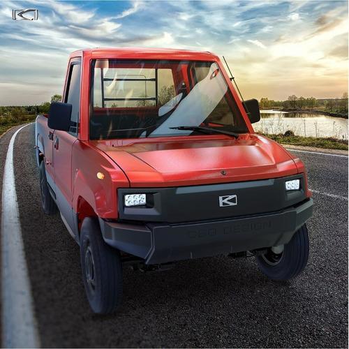Auto / Camioneta Electrica Pickman Pick Up 100% Electrica