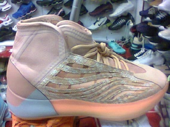 Tenis adidas Yeezy Quantum Salmão Nº41 Original Na Caixa