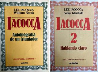 Lacocca Y Lacocca 2   W. Novak Y S. Kleinfield