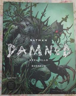 Batman Damned Libro Tres Nuevo Sellado