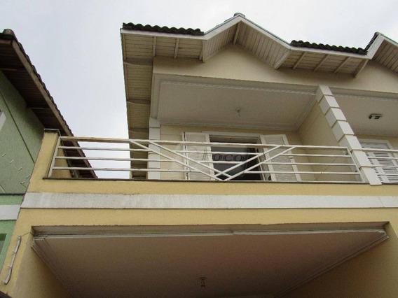 Sobrado Residencial À Venda, Jardim Zaira, Guarulhos. - So0325