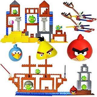 Juego Batalla Angry Birds Grillin Y Chillin 2 Personajes