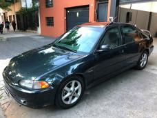 Honda Civic 1.6 Ex Sedan Año 1995 Muy Buen Estado