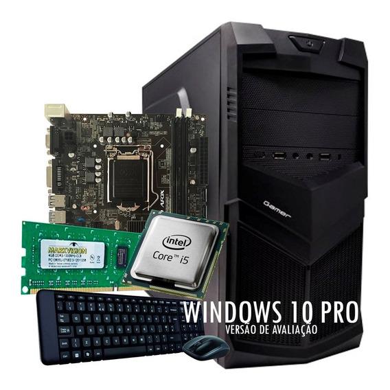 Computador I5 - 4 Gb Mem - 500 Gb Hd.