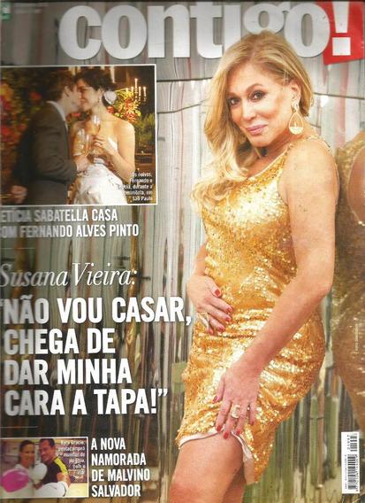 Revista Contigo 1997/13 - Xuxa/suzana/letícia/klara Castanho