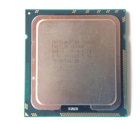 Processador Intel Xeon E5630 Quad Core 2.53gh / 12mb / 5.86