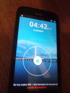 Vendo Huawei Y 600 Liberado, En Perfecto Estado 60$