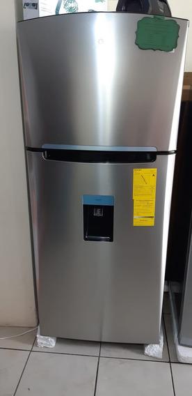 Refrigeradora Indurama Quarzo Inverter Ri-480 Frontal