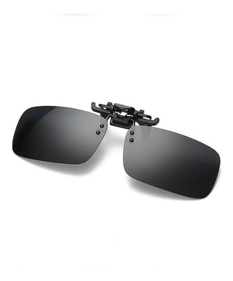 Gafas De Sol Clip On Polarizadas De Acero De Buena Calidad