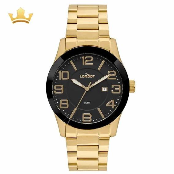 Relógio Condor Masculino Co2115kts/4p C/ Garantia E Nf Full