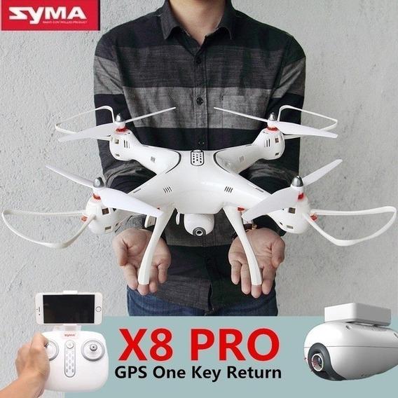 Drone Syma X8pro Excelente Produto 48.5 X 48.5 X 198cm Show