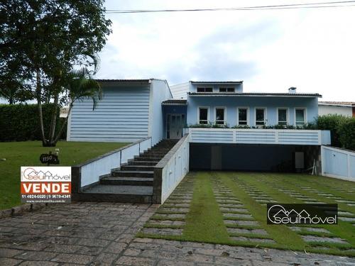 Imagem 1 de 30 de Casa Com 4 Dormitórios À Venda, 500 M² Por R$ 2.300.000,00 - Condomínio Monte Belo - Salto/sp - Ca0301