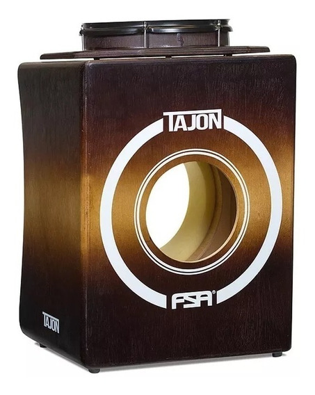 Tajon Fsa Flip Acústico Versatilidade De Bateria